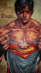 Superman Earth One: Volume Three cover
