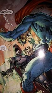 Zod vs. Superman