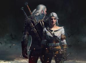 Geralt and Ceri