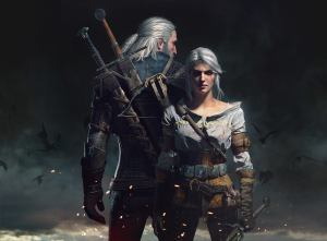 Geralt and Ceri