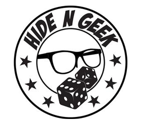 Hide N Geek Logo