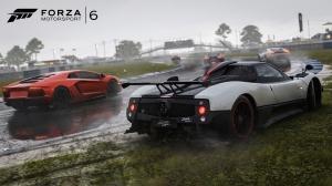 Wet racing