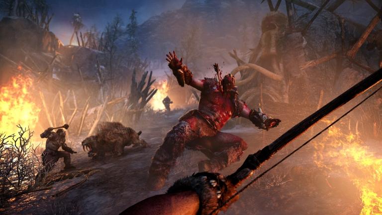 Far Cry Primal - Combat