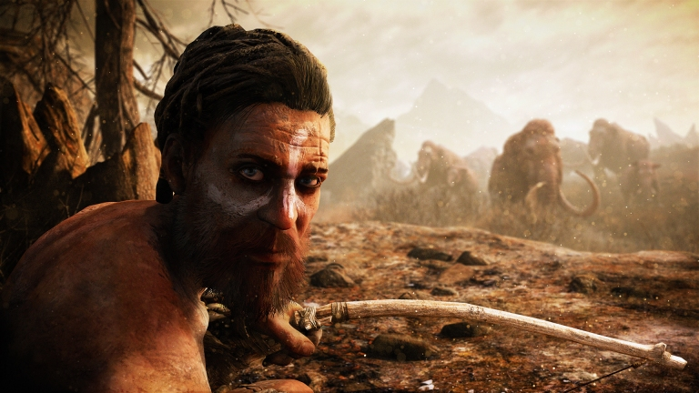 Far Cry Primal - the Wenja tribe.