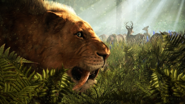 Far Cry Primal - Sabretooth Tiger